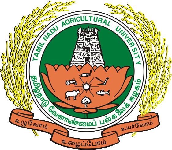 Tamil Nadu Agricultural University Time Table